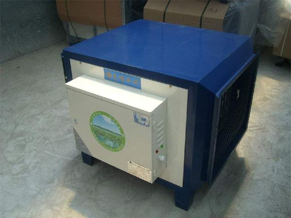 复合式静电油烟净化器